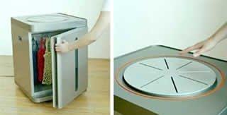 El frigorífico caliente