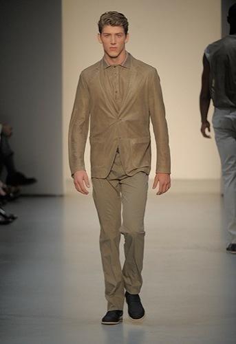 Calvin Klein, Primavera-Verano 2010 en la Semana de la Moda de Milán V