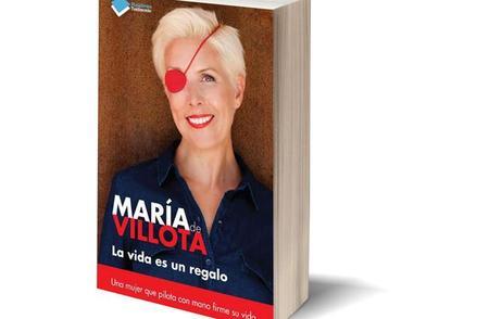 'La vida es un regalo' de María de Villota