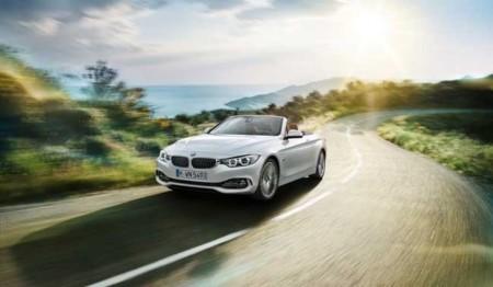 BMW Serie 4 Cabrio: sueños a cielo abierto
