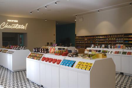 La tienda del Museo del Chocolate de WoW Porto