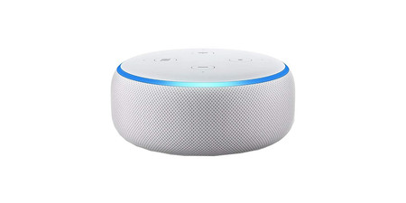 El altavoz inteligente Amazon Echo Dot compatible con Apple Music está por 29,99 euros en Amazon