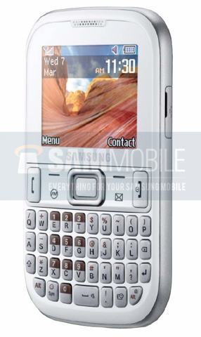 Samsung GT-E1260B, nuevo mensajero económico para mercados emergentes
