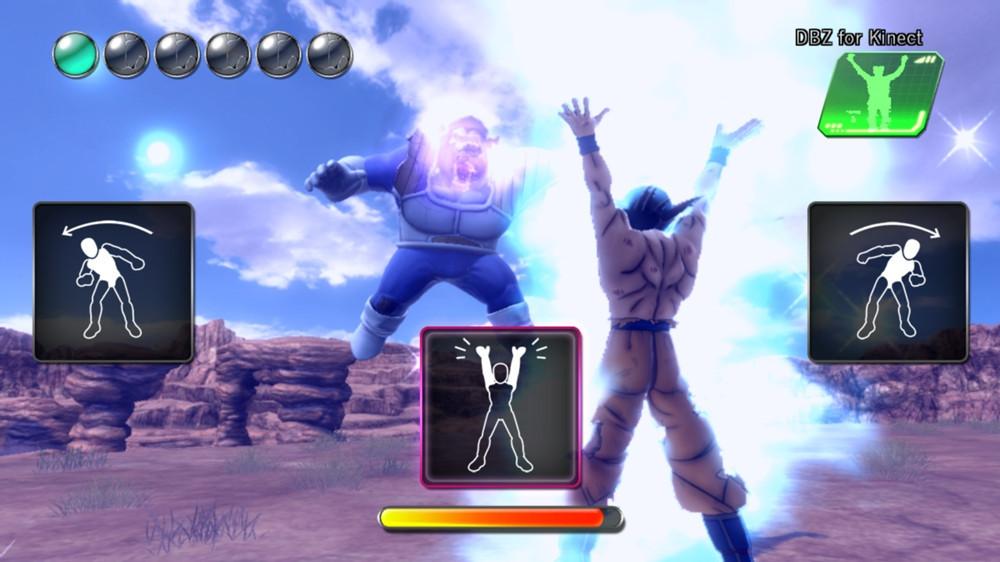Foto de Dragon Ball For Kinect - 12/04/2012 (2/9)