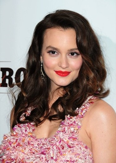 Las it girls del momento: el estilo de Leighton Meester