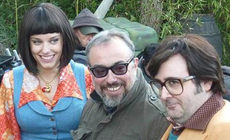 Rodajes de enero del cine español | Álex de la Iglesia dirige 'Balada triste de trompeta'