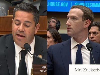 """Mark Zuckerberg: """"recolectamos datos de personas que no se han registrado en Facebook con fines de seguridad"""""""
