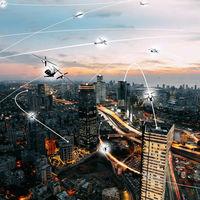 El taxi volador está más cerca que nunca gracias a Uber y la NASA