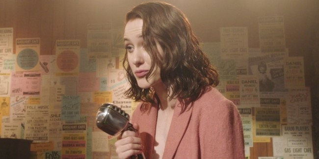 Rachel Brosnahan As Midge In The Marvelous Mrs Maisel