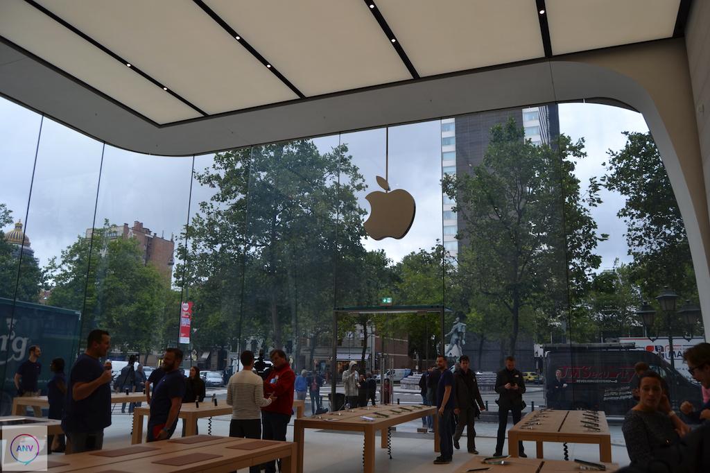 Foto de Apple Store de Bruselas (4/11)