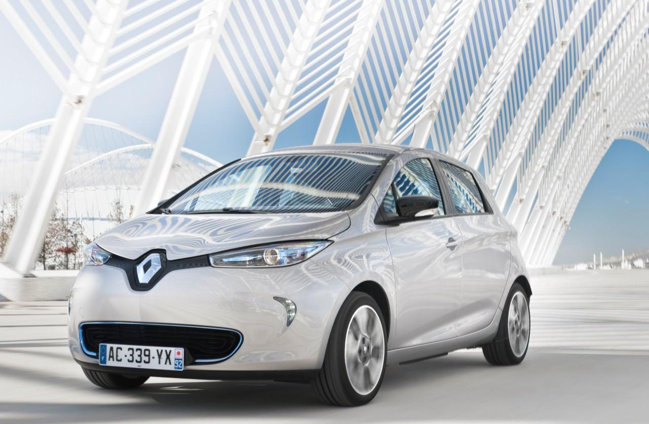 Foto de Renault ZOE (18/151)