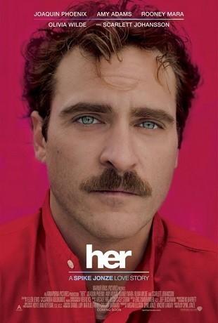'Her', tráiler final y cartel de la esperada película de Spike Jonze