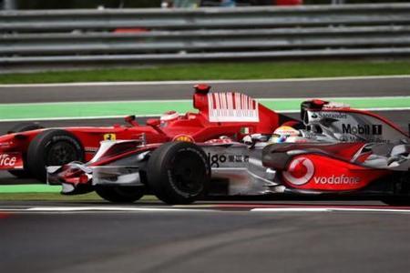 Pianos más altos en Monza para el GP de Italia