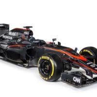 El nuevo McLaren de Alonso y Button será...¡gris!