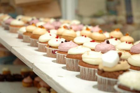 Cupcakes americanos vs Cupcakes franceses
