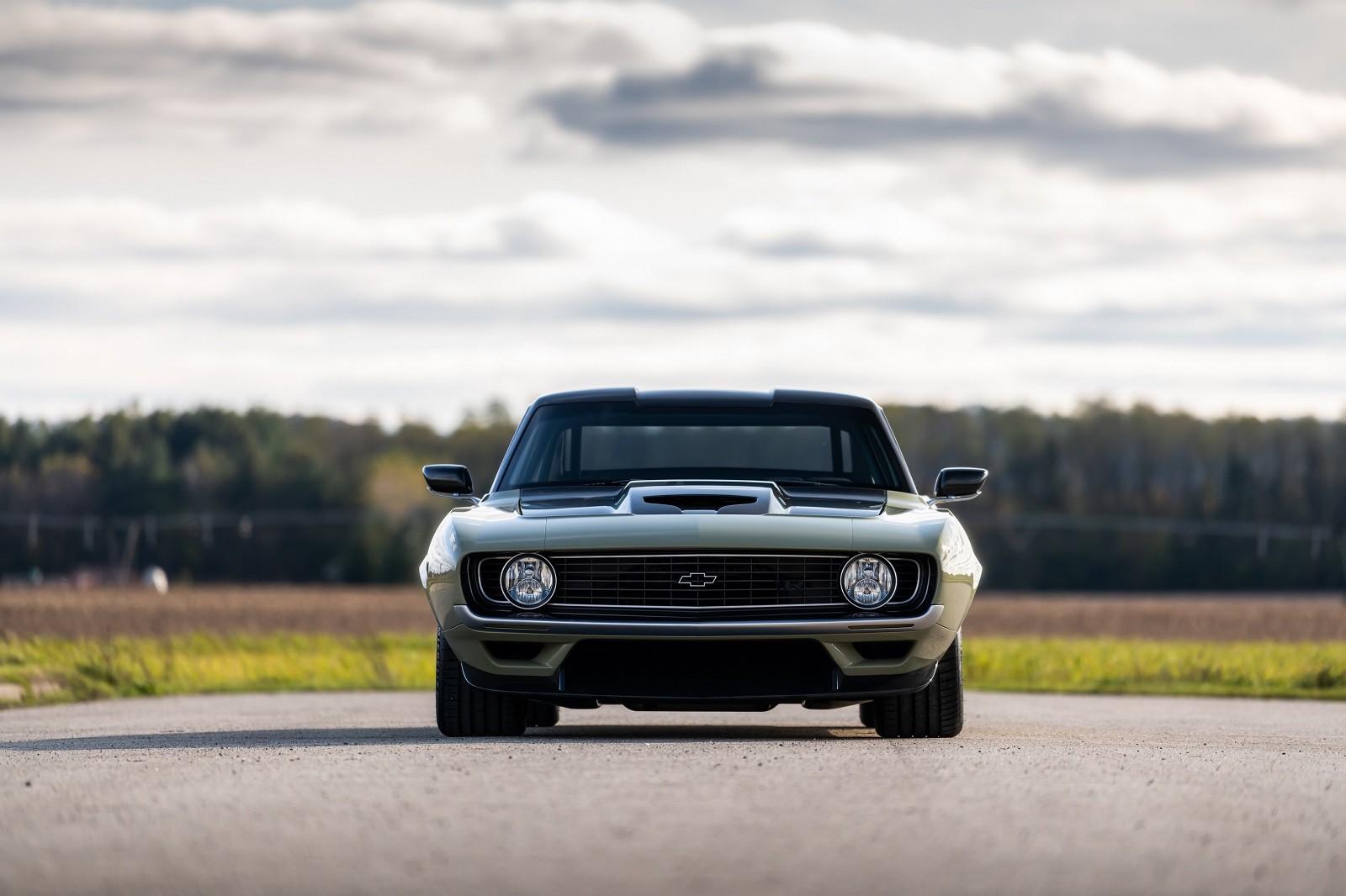 "Foto de Chevrolet Camaro ""Valkyrja""por Ringbrothers (11/27)"