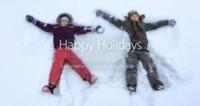 Happy Holidays, el anuncio de Apple para estas navidades