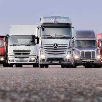 El cártel de los camiones aún colea en España: Daimler tendrá que devolver más de 27.000 euros por el sobrecoste de cuatro camiones