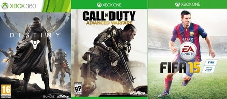 FIFA 15, Destiny y Call of Duty: Advanced Warfare son algunos de los descuentos con Gold de esta semana
