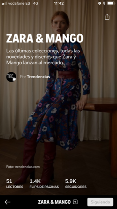 Revista Trendencias Flipboard 5