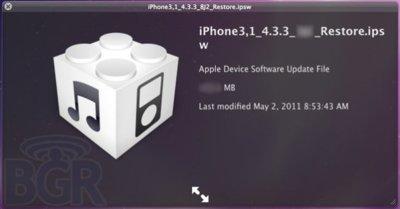 Apple eliminará los datos de localización en dos semanas con la actualización a iOS 4.3.3