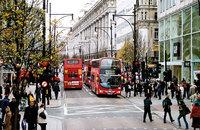 Las mejores calles comerciales de Londres