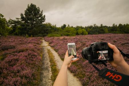 """""""Smartphone kill the camera star"""": por qué los teléfonos móviles son el futuro de la fotografía"""