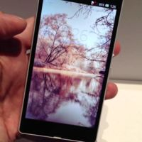 Sony Xperia Z, toma de contacto en vídeo