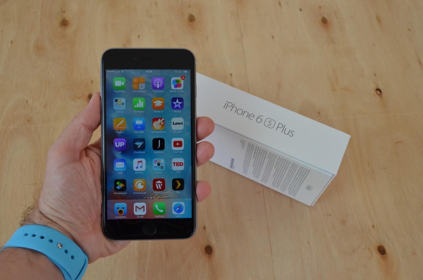 a241dee8ac9 Iphone 6S Plus, Análisis. Review con características, precio y  especificaciones - Xat