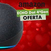 Regalar Alexa por San Valentín sólo cuesta 39,99 euros con el nuevo Echo Dot de 4ª generación de Amazon