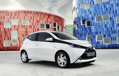 Toyota Aygo 2014, versiones y precios en España