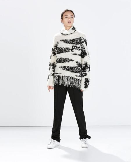 Jersey estilo Isabel Marant de Zara