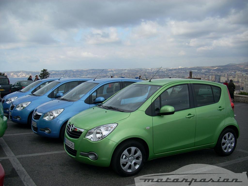 Foto de Opel Agila (presentación) (14/18)