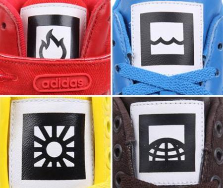Zapatillas Adidas Originals Elements Pack