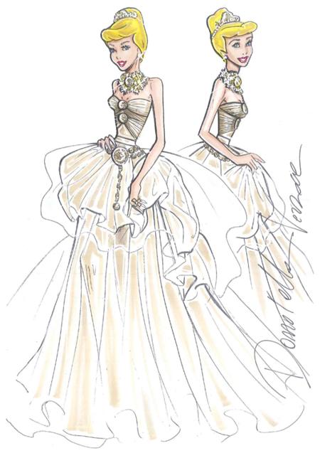 Cenicienta by Versace