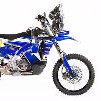 ¿Ganas de Dakar? Saca tu espíritu más aventurero con esta réplica oficial de la Yamaha WR450F Rally