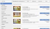 Google renueva las búsquedas de la Chrome Web Store