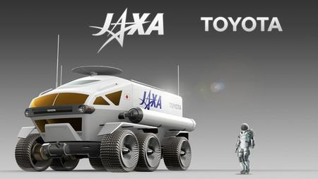 Rover Lunar Toyota 7