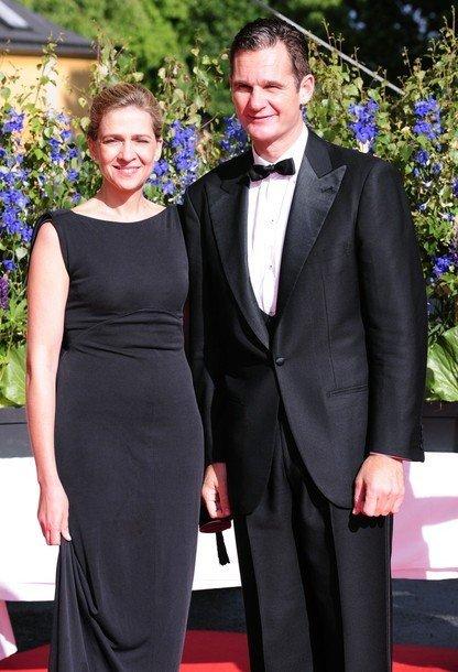 Boda de la Princesa Victoria de Suecia: Infanta Cristina I