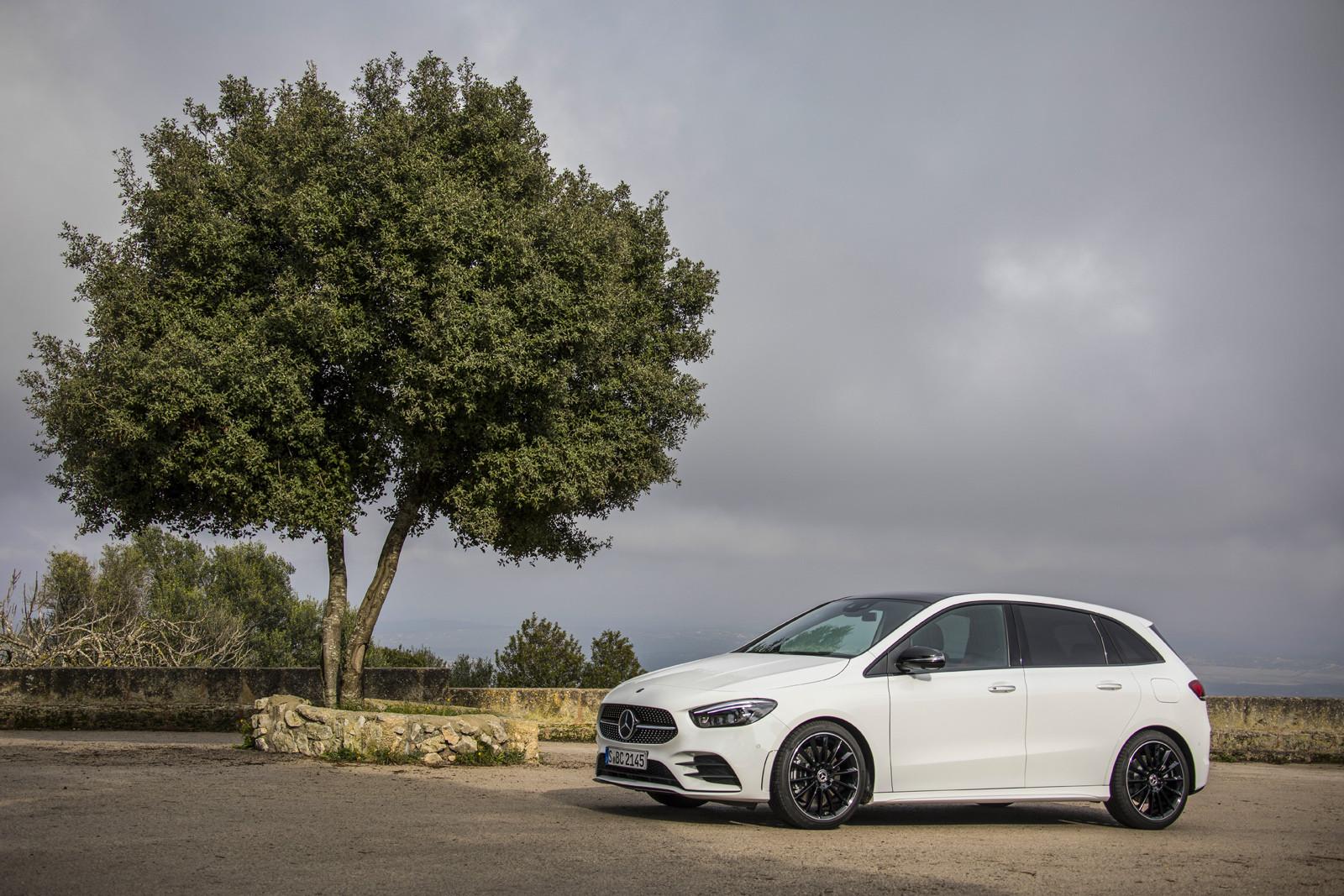 Foto de Mercedes-Benz Clase B 2019 (104/157)