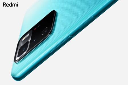 El diseño y especificaciones del Xiaomi Redmi Note 10 Pro 5G, al descubierto, según fuentes chinas