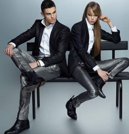 Más de lo mismo en la campaña de Karl Lagerfeld Otoño-Invierno 2012/2013