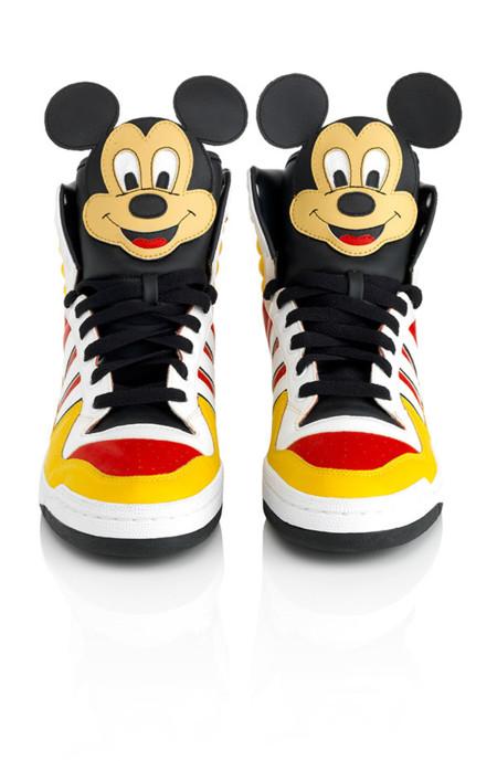 Jeremy Scott para Adidas