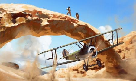 Te vas a enamorar aún más de Battlefield 1 cuando veas su arte conceptual