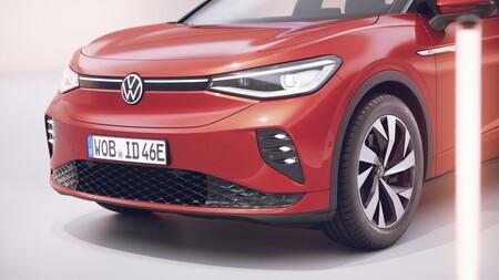 Volkswagen Id 4 Gtx 1 Frontal
