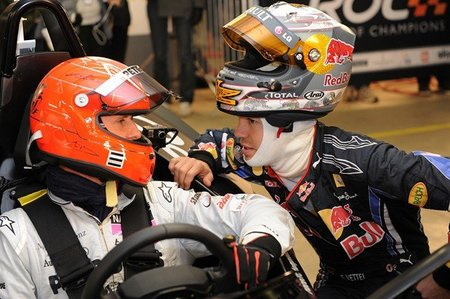 Race of Champions 2011: una de las mejores listas de los últimos años