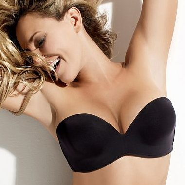 wonderbra perfect strapless