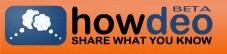 Howdeo, comparte lo que sabes mediante vídeos