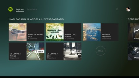 PlayStation Music; Spotify hoy llega a las consolas de Sony