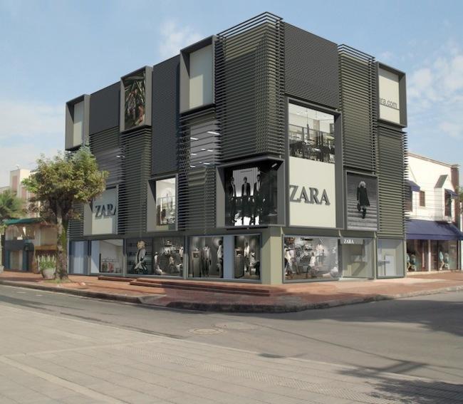 Zara Bogotá